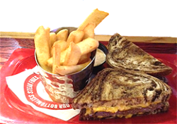 Red Robin Patty Melt