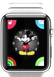 Watch sized